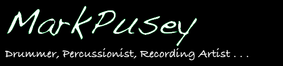 MarkPusey.co.uk logo